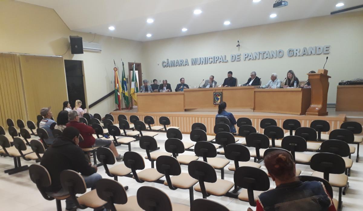 Sessão Ordinária de 10 de outubro